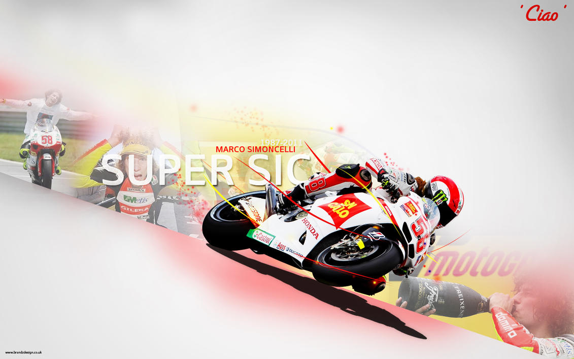 Ciao Super Sic by brandonseaber