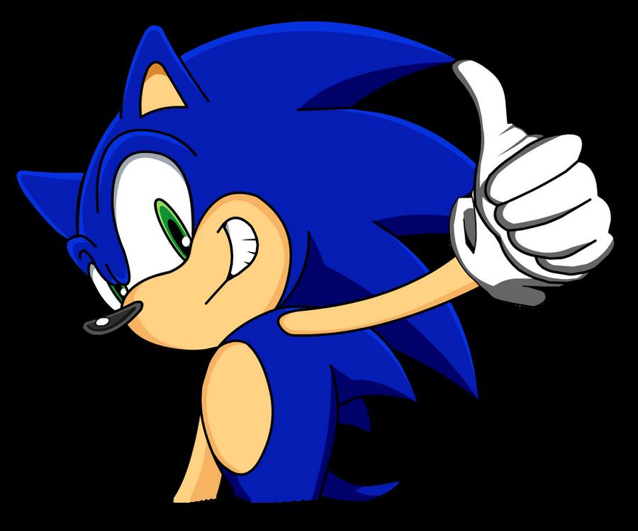 Sonic Vector Art By Fireball Stars On Deviantart