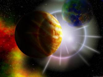 Planet Crisis by zwei2stein