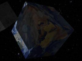 Cube Earth 2