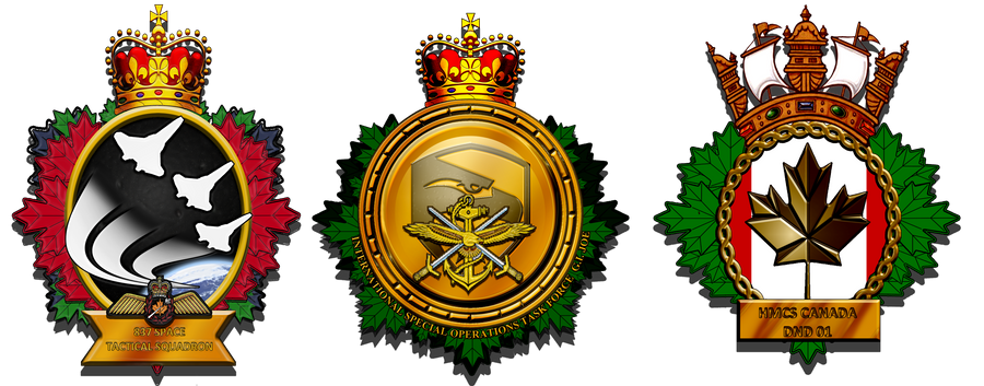 Fictional Canadian Military Units By Johnnemo On Deviantart