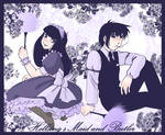 Hellsing's Maid and Butler