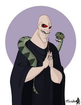 Hades, Lord of the Morts