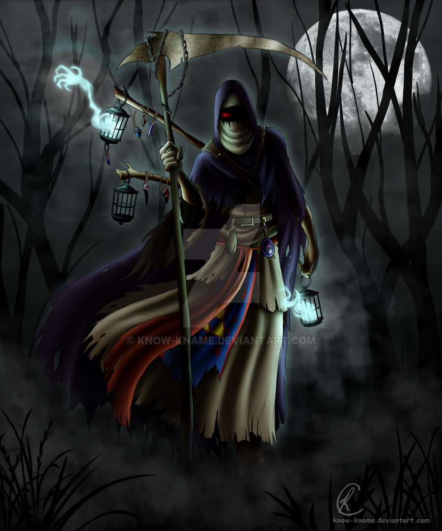 Ghost Hunter by Know-Kname on DeviantArt