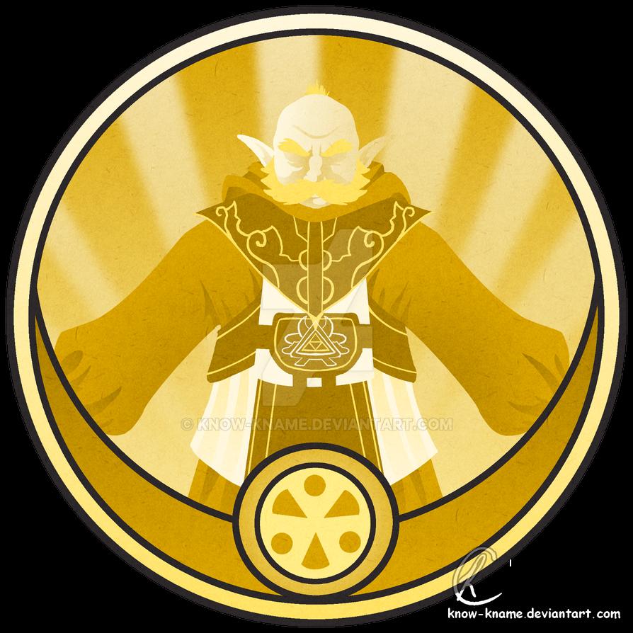 Sage of Light: Rauru by Know-Kname