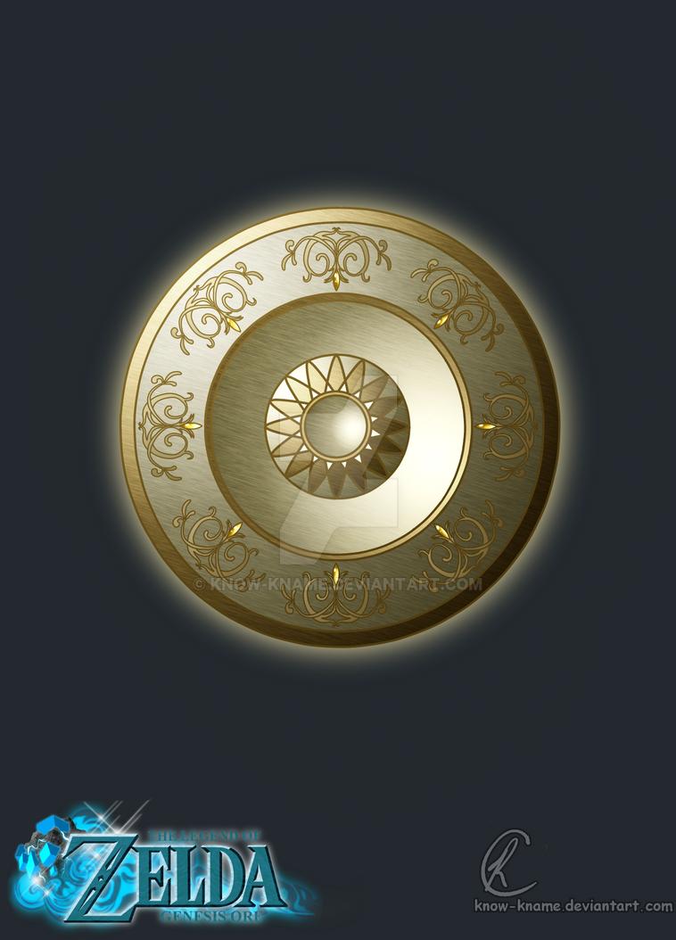 Sun Shield (AKA Mirror Shield) by Know-Kname