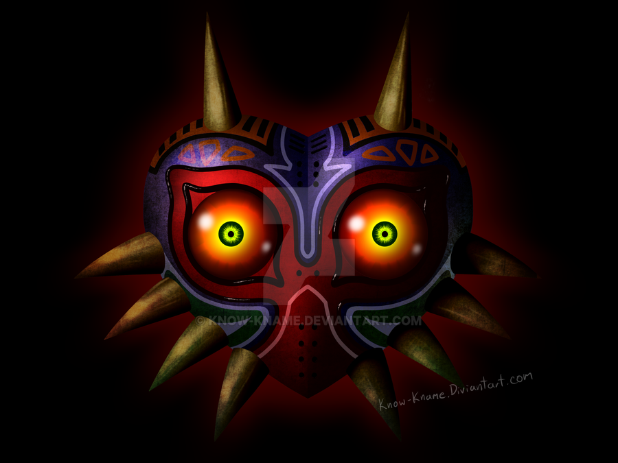 Majora's Mask by Know-Kname