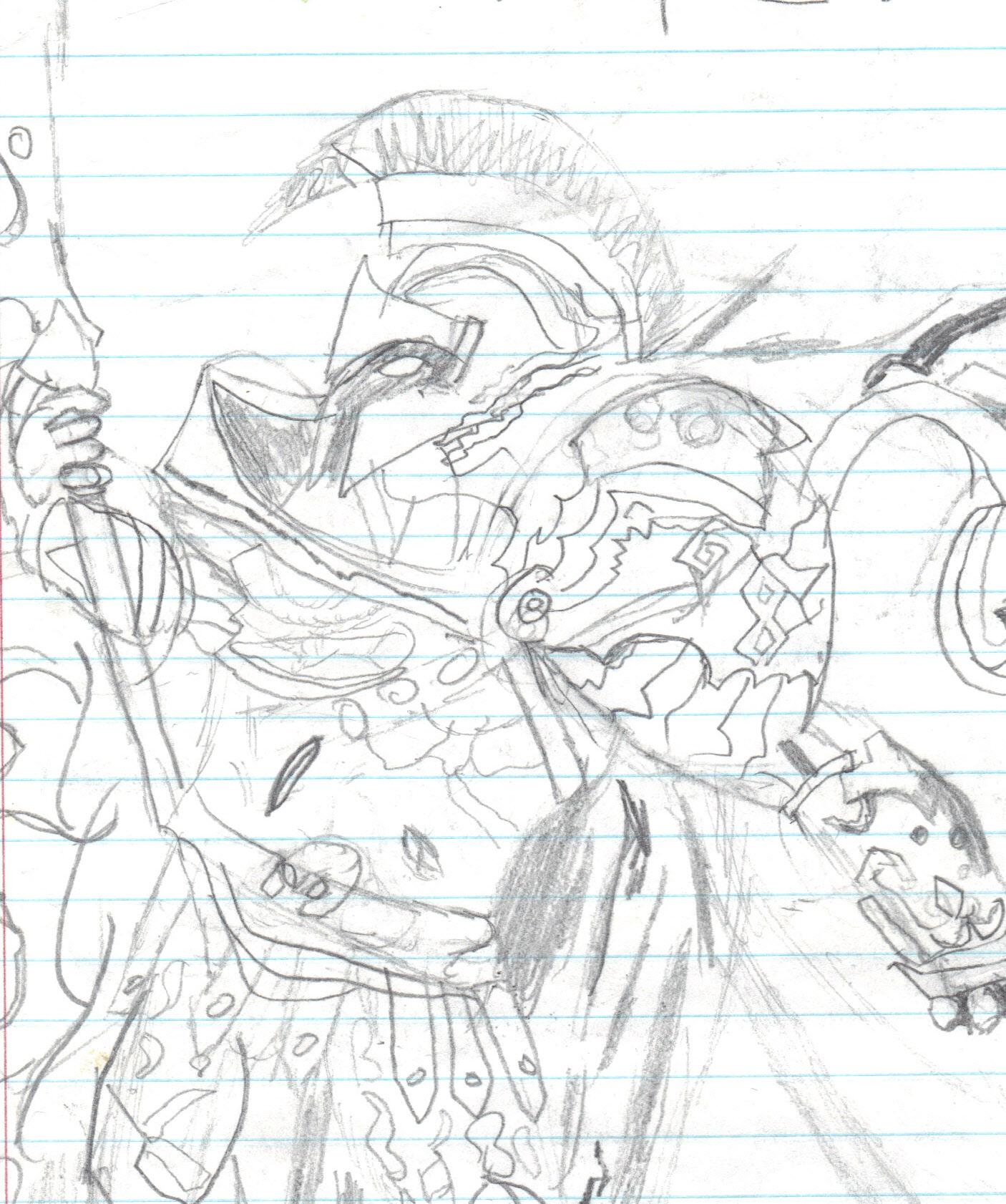 ares greek god of war by paladin6657 on deviantart