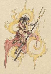 Elemental - Fire by E34234