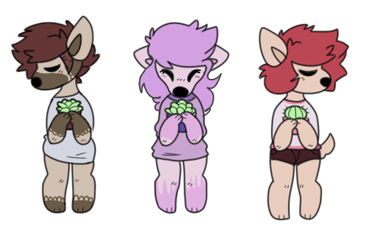 Adoptables by Faithisnothing