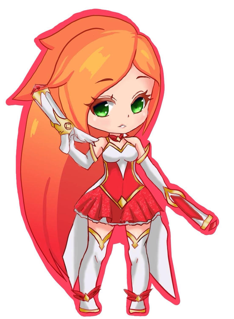 Star Guardian Miss Fortune by Templator on DeviantArt