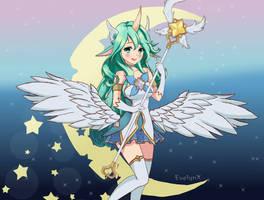 Star Guardian Soraka by Templator
