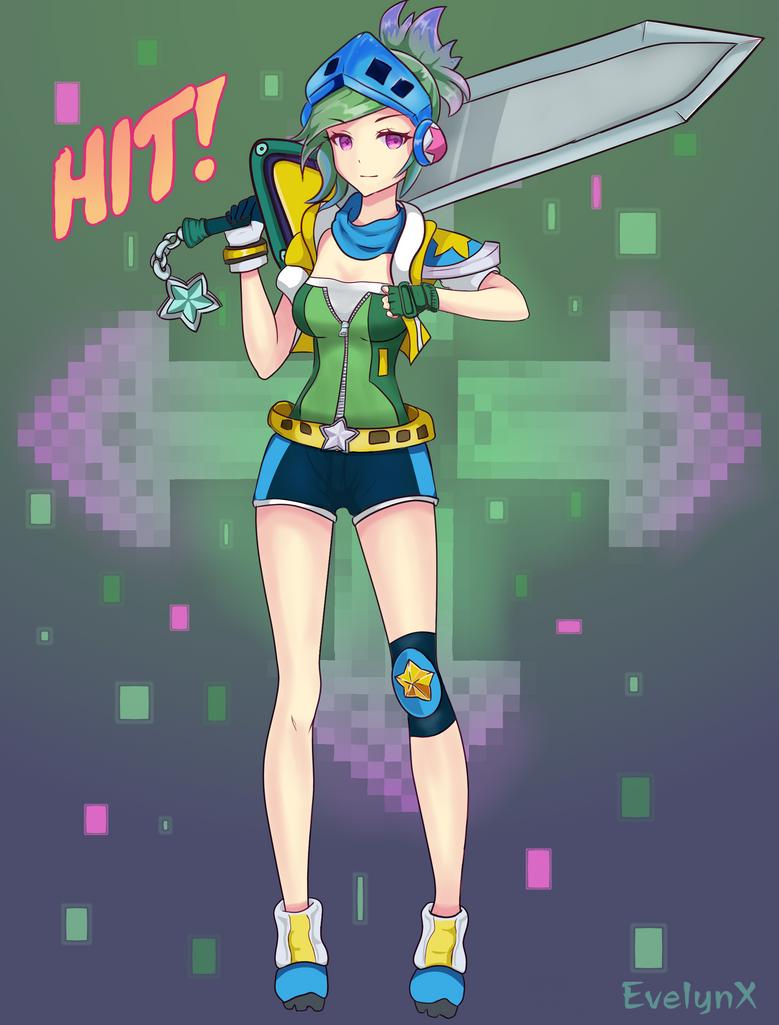 Arcade Riven! by Templator on DeviantArt