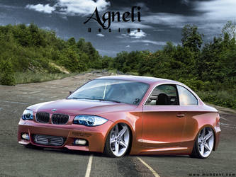 BMW 1-Series Coupe by Agneli