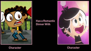 Manny Rivera has a Romantic Dinner with Hanazuki