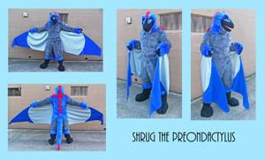 Shrug the Preondactylus