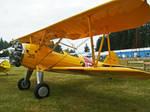 1943 Boeing E75 Biplane