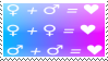Love Stamp by VickyliciousArt