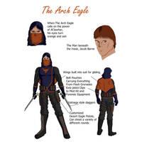The Arch Eagle Design Sheet