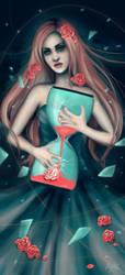 Patience brings roses by VanilleNoire