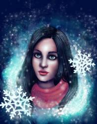 Winter wonderland by VanilleNoire