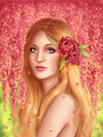 Lady Wisteria by VanilleNoire