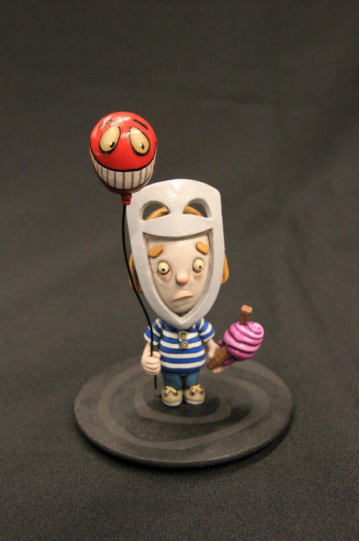 Little Harry Le Naire by MorffinCreations