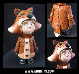 Finn the Fox by MorffinCreations