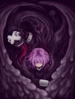 Crona Black Dragon (Soul Eater) by AnonymousBathtub