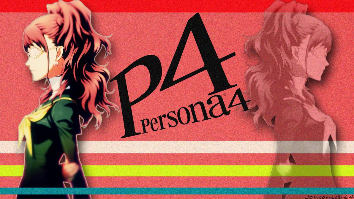 Persona 4 Rise by jonsonicu64