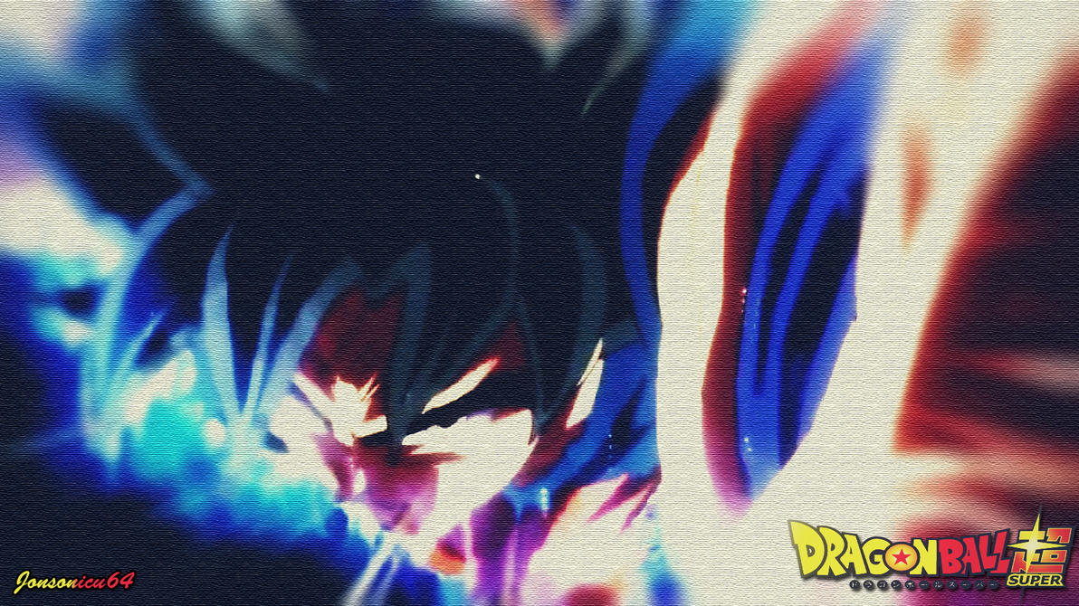 Dragon Ball Super Goku Limit Break by jonsonicu64