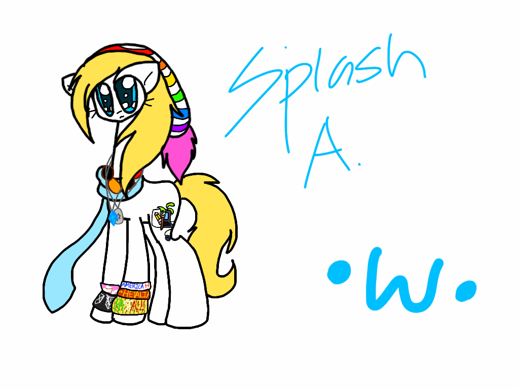 Splash A. (Read Below Pls) by Wolfsie