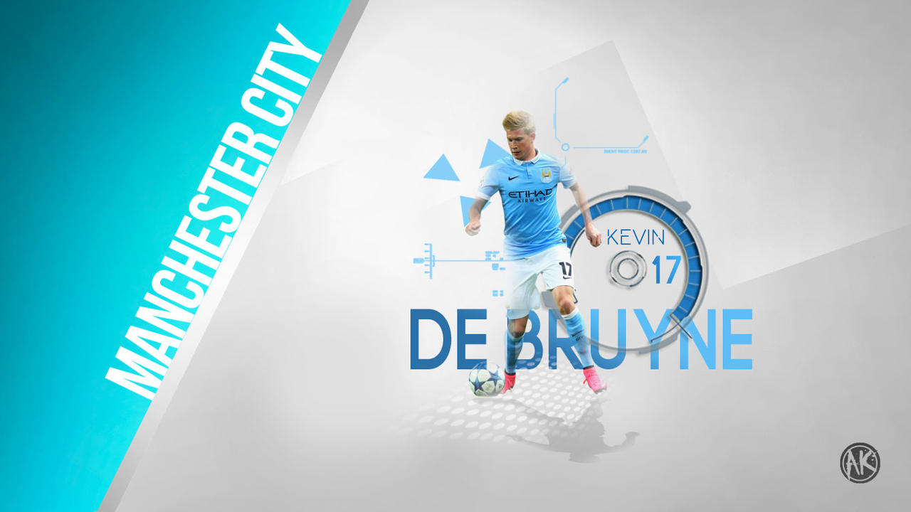 Kevin De Bruyne Manchester City Wallpaper 2016 By Ghanibvb