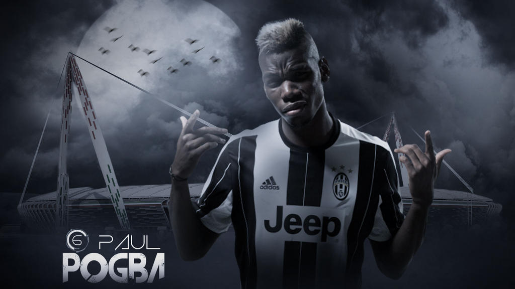 Paul Pogba Wallpaper 2017 By Ghanibvb On DeviantArt