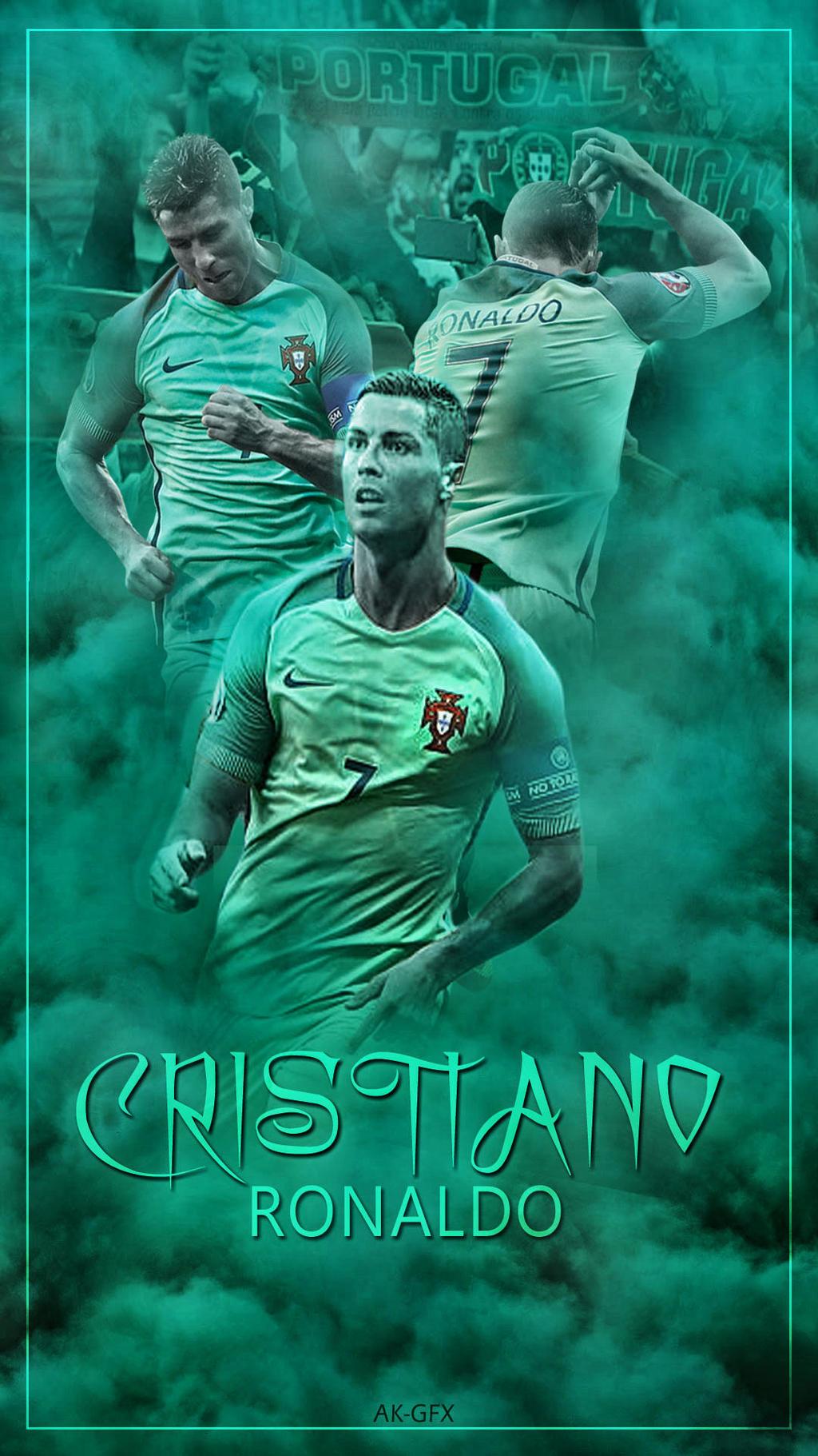 Cristiano Ronaldo Phone Wallpaper 2016 17 By Ghanibvb On Deviantart