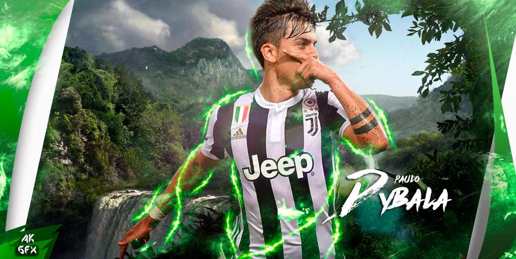 Paulo Dybala Wallpaper Juventus Fc 201718 By Ghanibvb On