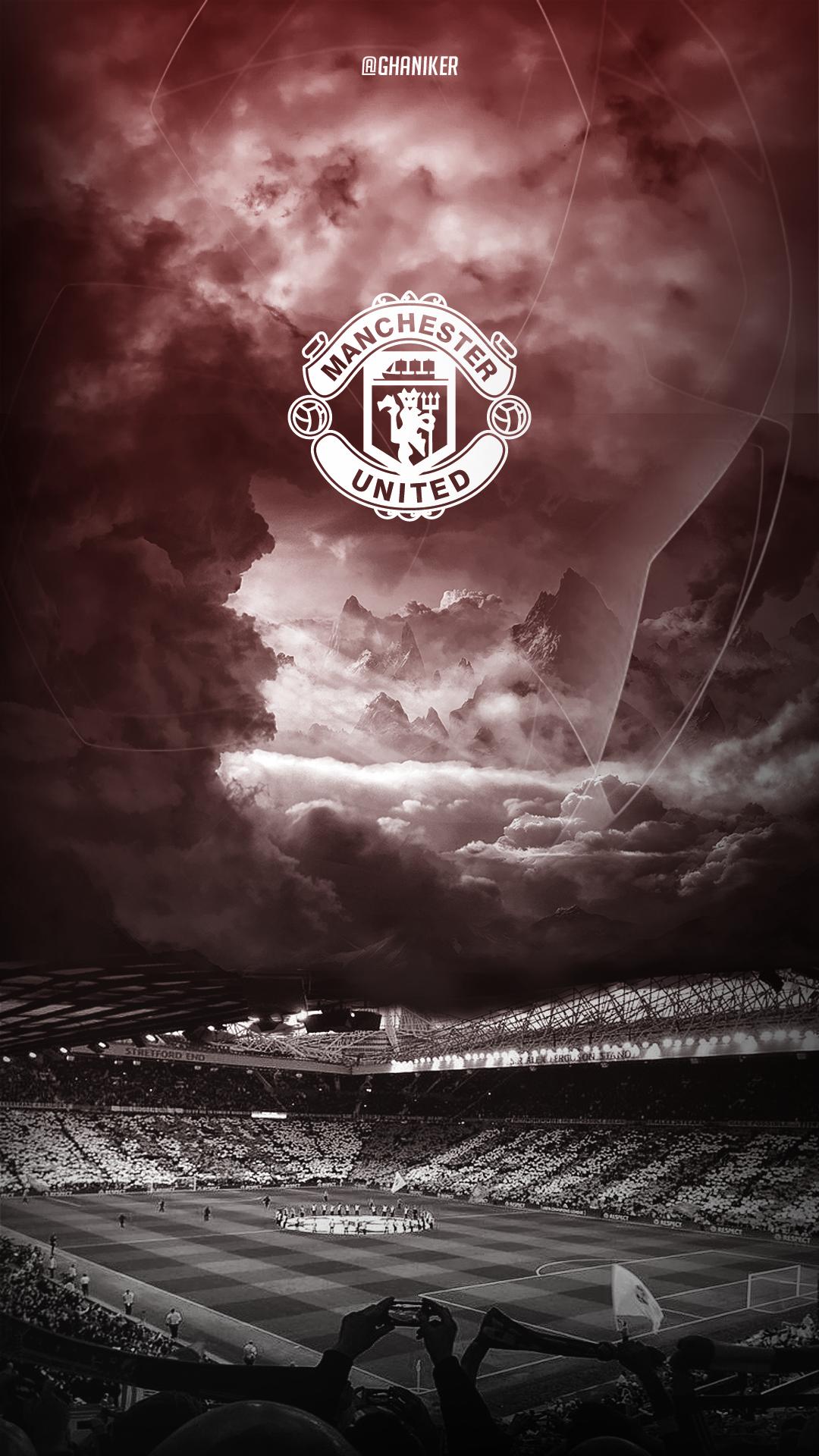 Manchester United Lockscreen 2018 19 By Ghanibvb On Deviantart