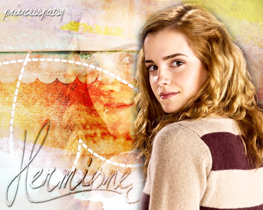 Hermione Granger by PrincessPatsy
