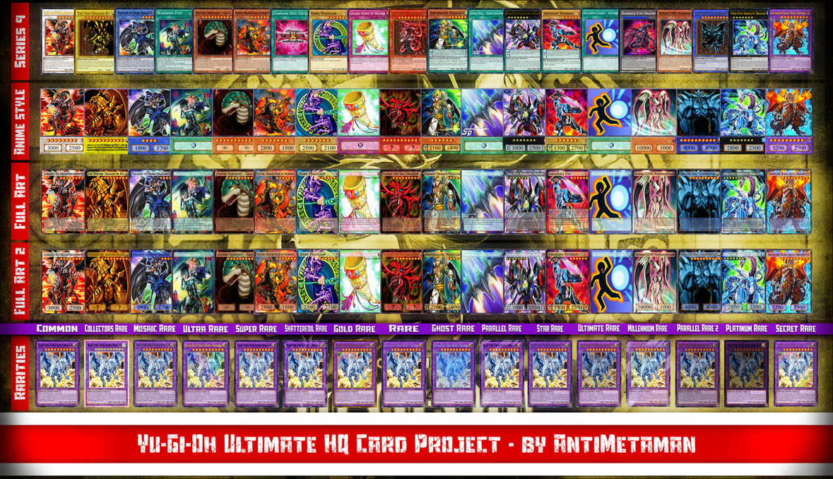 how to buy all the number cards in yugioh