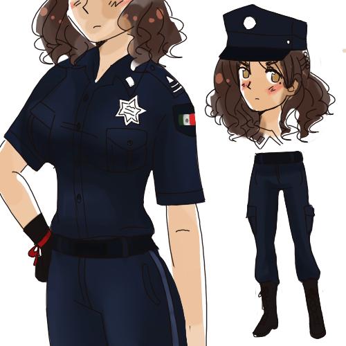 1  Aph Mex Policia Federal By Nerdyjones On Deviantart   Pin