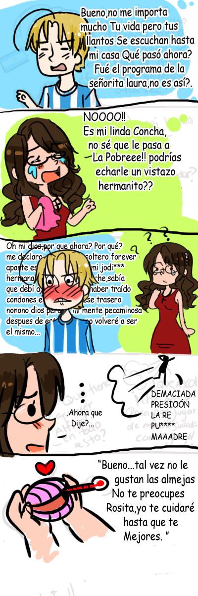 Malentendidos con el espanol.. by NerdyJones