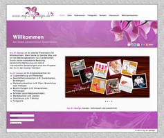 Webdesign for my-21-design.de by kenazmedia