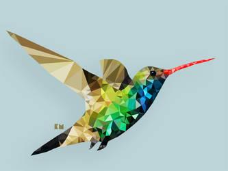 Hummingbird by kenazmedia