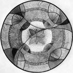 just for fun: Mandala 1