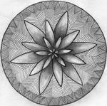 just for fun: Mandala 2