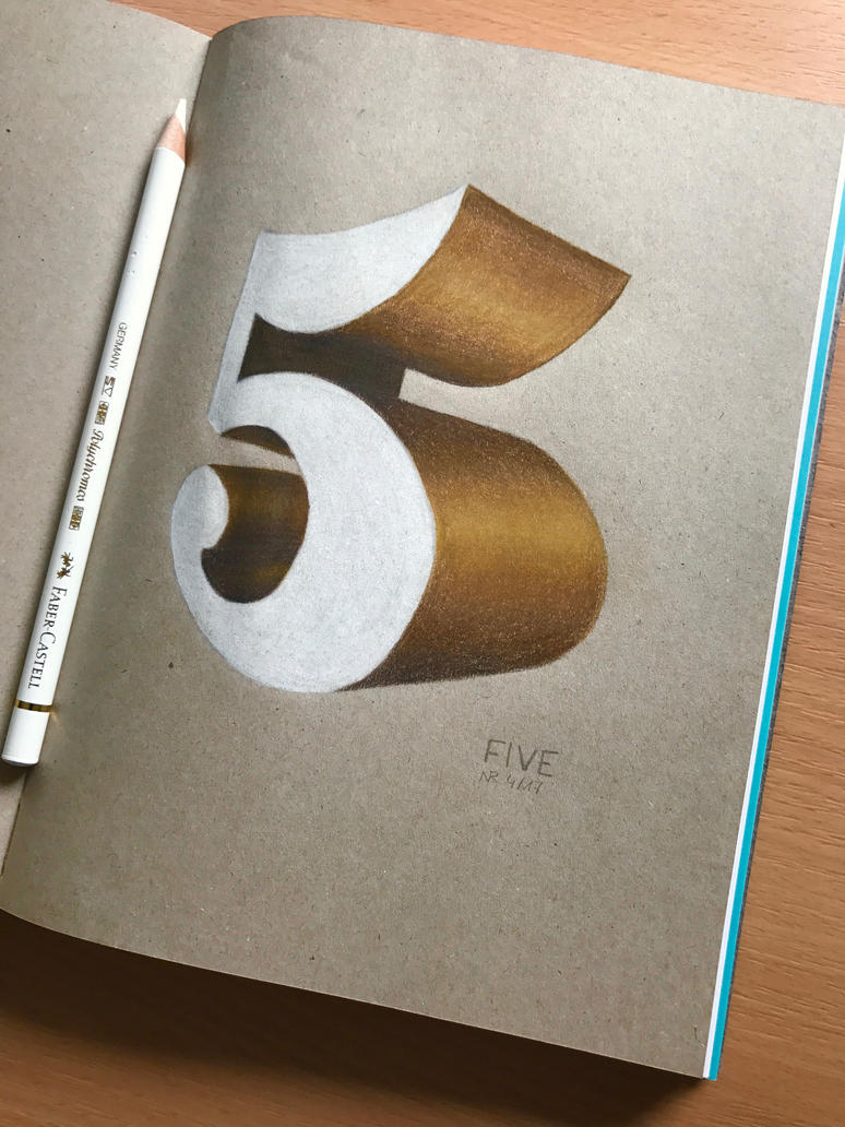 FIVE by kenazmedia