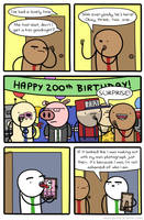 antics number 200 by readmorebooks