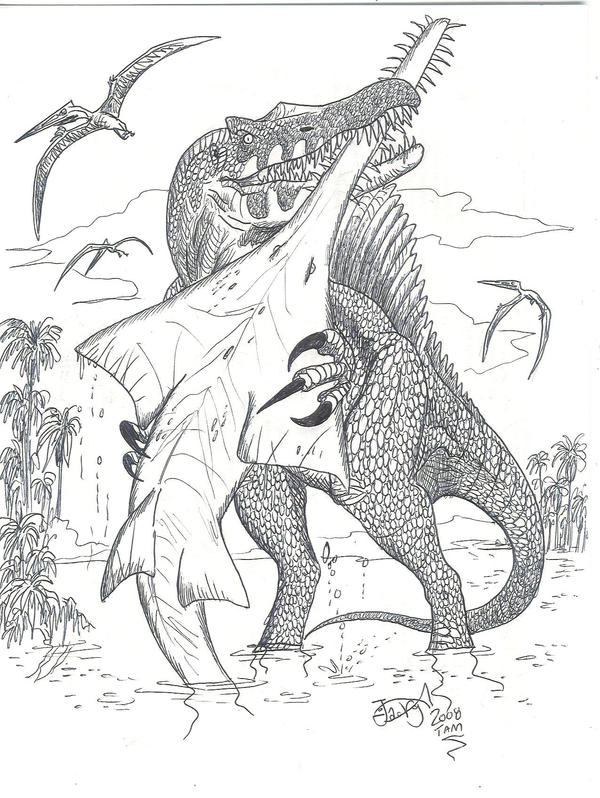 Jurassic World Velociraptor Coloring