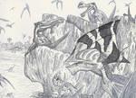 Pterosaur sanctuary