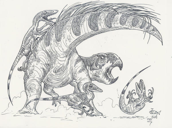 Dangerous Hunt by HodariNundu